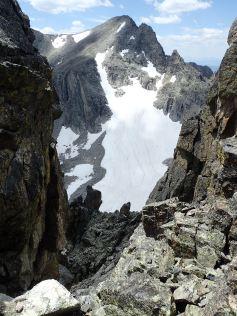 Mt Audubon to Shoshino
